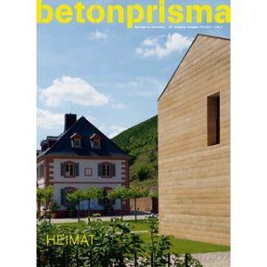 betonprisma 105: Heimat