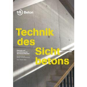 Technik des Sichtbetons (eBook/PDF)