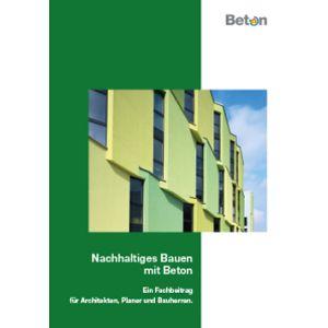Nachhaltiges Bauen mit Beton
