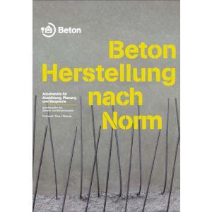 Beton - Herstellung nach Norm (eBook/PDF)