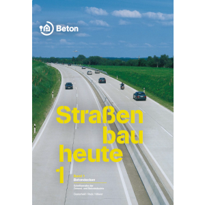Straßenbau heute - Band 1: Betondecken (eBook/PDF)