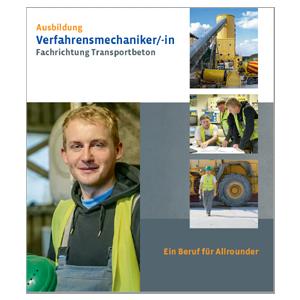 25-er Paket: Verfahrensmechaniker/in Fachrichtung Transportbeton