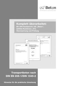 Transportbeton nach DIN EN 206-1/DIN 1045-2