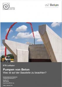 Pumpen von Beton