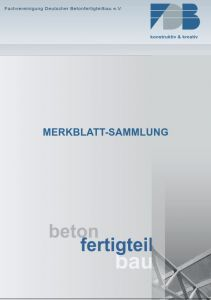 Zum Download – FDB-Merkblatt-Sammlung
