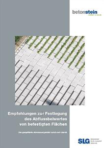 Empfehlungen zur Festlegung des Abflussbeiwertes von befestigten Flächen